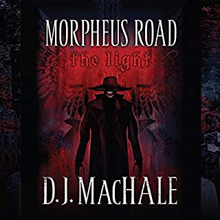 The Light     Morpheus Road Trilogy, Book 1              By:                                                                                                                                 D. J. MacHale                               Narrated by:                                                                                                                                 Nick Podehl                      Length: 10 hrs and 43 mins     228 ratings     Overall 4.1