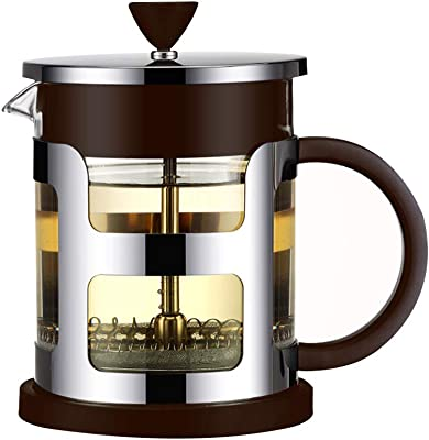 Amazon.com: Cafetera de prensa francesa Brillante Small con ...