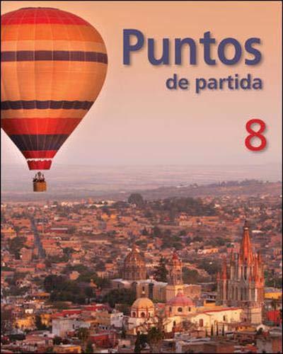 Puntos de partida: An Invitation to Spanish (Student Edition)