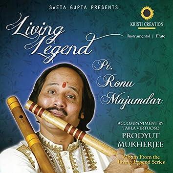 Living Legend Pt Ronu Majumdar