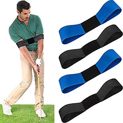 4 Pieces Golf Swing