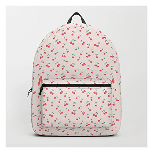 Backpack/knapsack - Standard - Cherry by Kind of Style