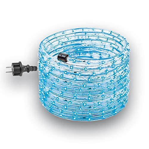 GEV 010925a LED Lichtschlauch Set LRL 14m blau