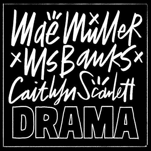 Mae Muller, Ms Banks & Caitlyn Scarlett
