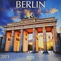 Berlin 2021: Broschuerenkalender mit Ferienterminen