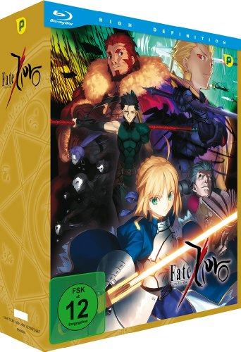 Fate/Zero, Vol. 1 (inkl. Sammelschuber) [Limited Edition] [Blu-ray]