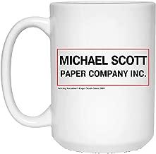 Michael Scott Paper Company Inc. Mug