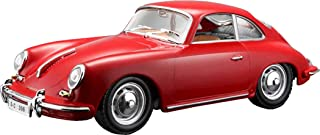 Burago 1/24 Scale 18-22079 - Porsche 356 B Coupe - Red