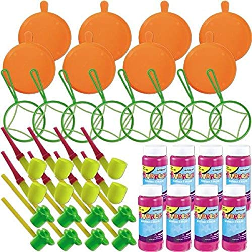 amscan Bubble Fun Party Supplies , Party Favor , Pack of 42