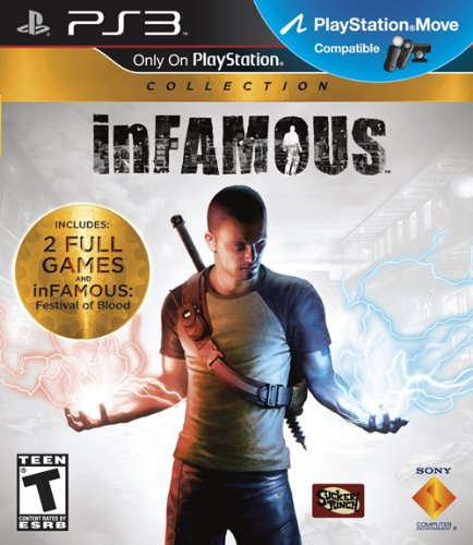 Infamous 1&2 Dual Pack (輸入版:北米) - PS3