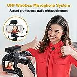 Immagine 1 microfono lavalier wireless per smartphone