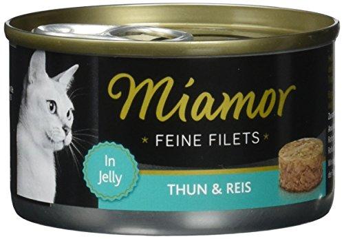 Miamor Feine Filets Thun & Reis 24x100g