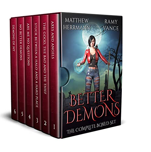 Better Demons: The Complete Boxed Set (Books 1 - 6)
