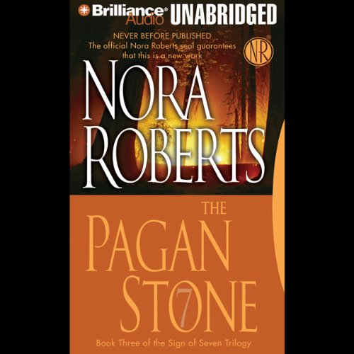 The Pagan Stone cover art