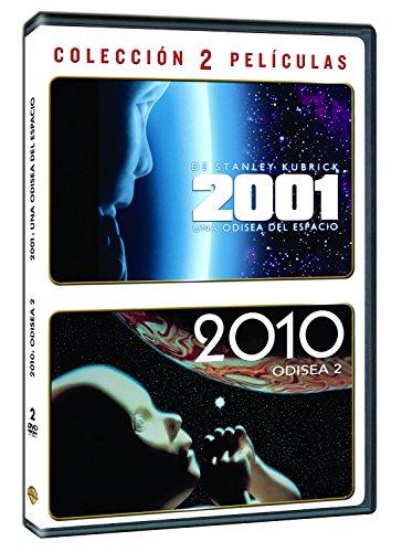 Pack 2001: Odisea En El Espacio + 2010: Odisea 2 [DVD]