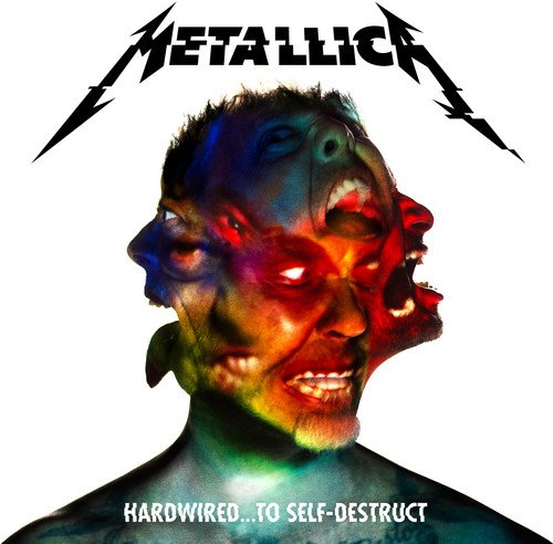 Top 10 metallica cd hardwired to self destruct for 2020