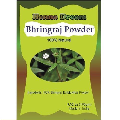 Bhringraj Powder (For Hair)