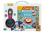 Chefclub - Coffret Chefclub Kids : livre de cuisine et doseurs enfants...