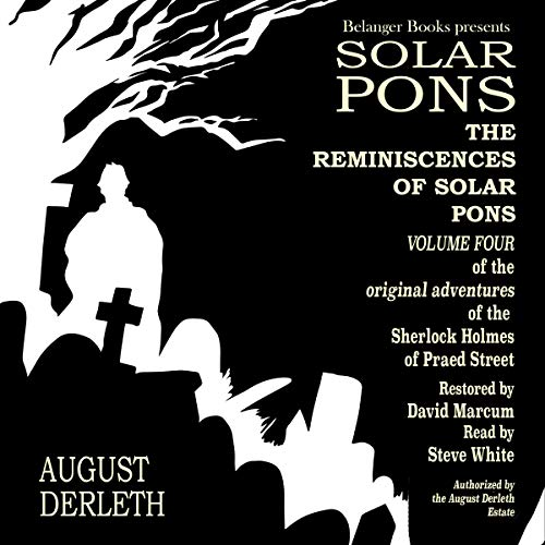The Reminiscences of Solar Pons audiobook cover art