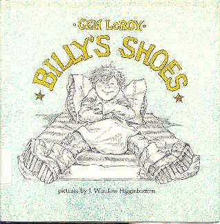 Billy's Shoes 0070372012 Book Cover