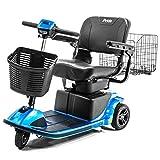 Pride Revo 2.0 3 wheel Scooter (True Blue)