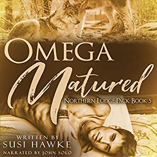 Omega Matured audiobook cover art