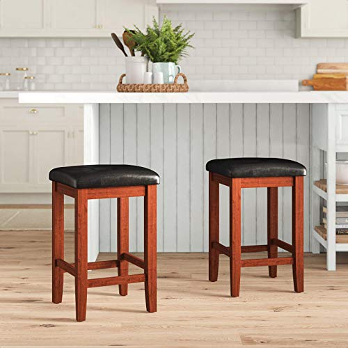 Honour 24' Bar Stool with Cushion