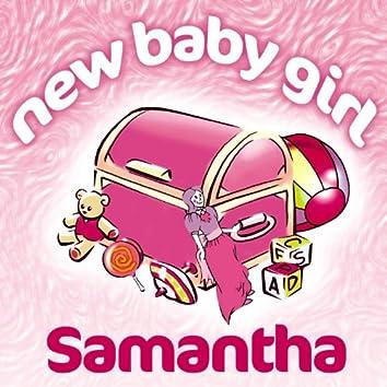 New Baby Girl Samantha