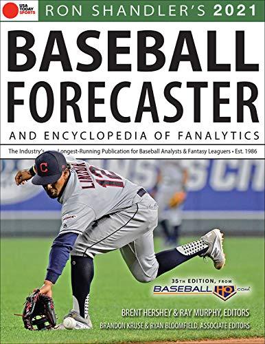 Ron Shandler's 2021 Baseball Forecaster (English Edition)