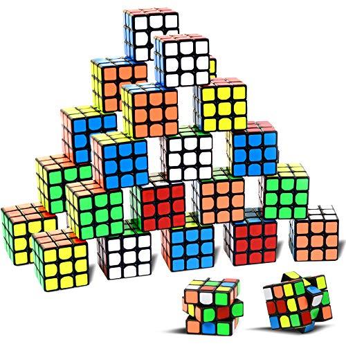 Nunki Toy Puzzle de juguete para fiestas, juego de 30 minida