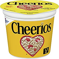 cheerios and box