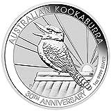 1 Unze Kookaburra Silbermünze 2020 Neuware in Originalkapsel -