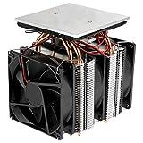 12-V-Diy-Kits für starke Schnellkühlung, thermoelektrischer Kühler für höhere...