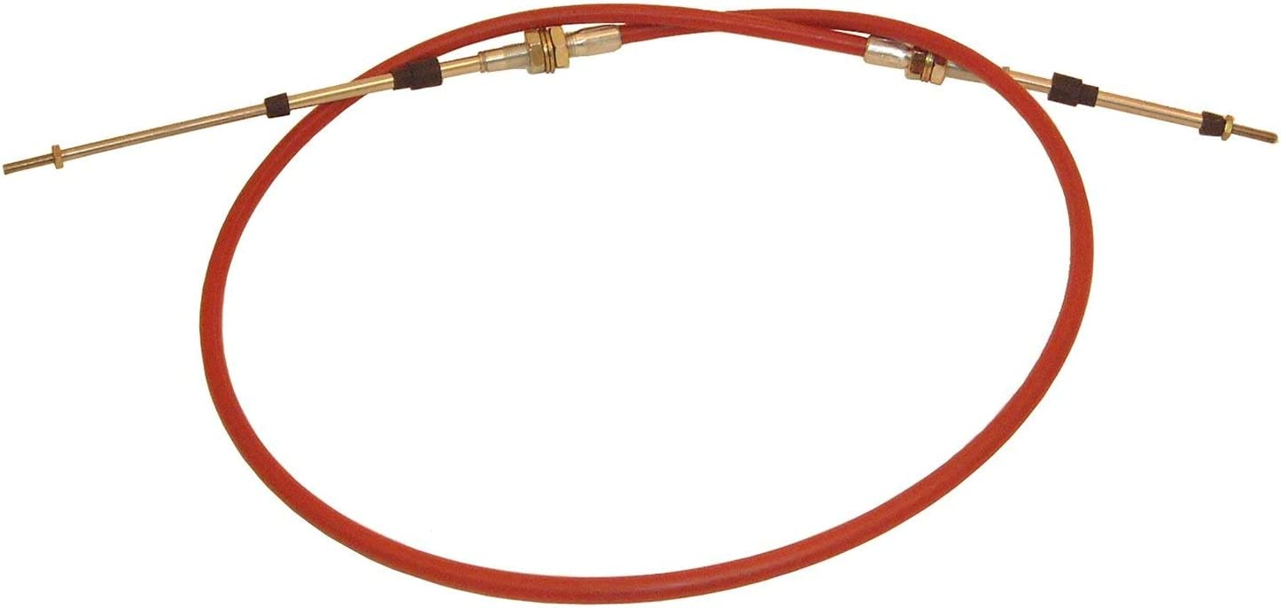 TCI 850500 At Ranking TOP2 the price 5 Feet Long 3 Shifter Race-Duty Cable Inch Stroke