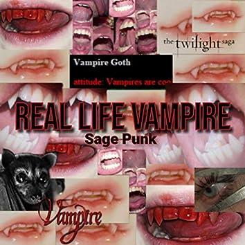 Real Life Vampire