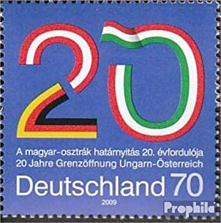 FRD (FR.Germany) 2759 (complete.issue.) 2009 Border opening Hungary-Austria (Stamps for collectors)
