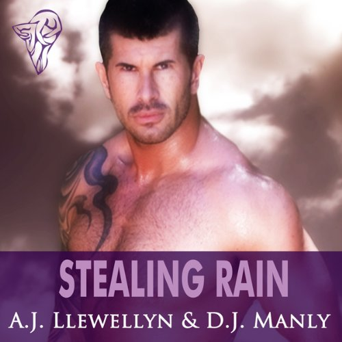 Stealing Rain audiobook cover art