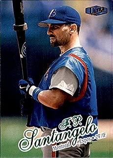 1998 Fleer Ultra #267 F.P. Santangelo MONTREAL EXPOS ANNOUNCER WASHINGTON NATIONALS MLB Baseball Card