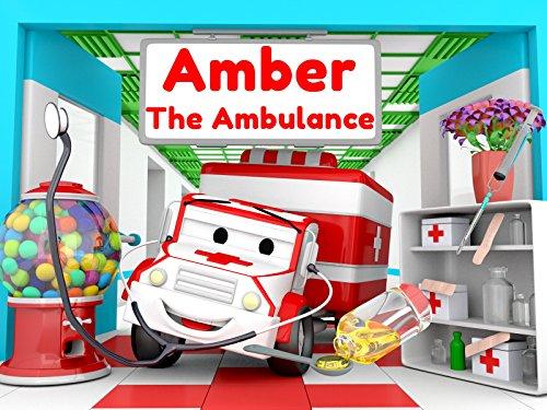Amber, a ambulância