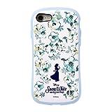 iFace First Class Pastel ディズニー iPhone8/7 ケース 耐衝撃 フラワーデザイン/白雪姫