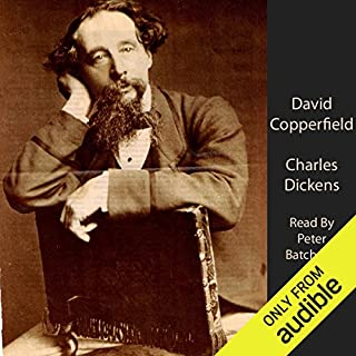 David Copperfield [Trout Lake Media] audiobook cover art