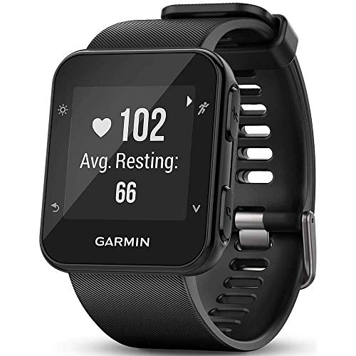 Garmin Forerunner 35 Black, One Size