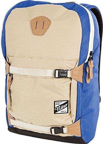 Nitro Snowboards 1151-878036 Sac à Dos NYC Pack Bleu Kaki 44 x 30 x 16 cm 24 l
