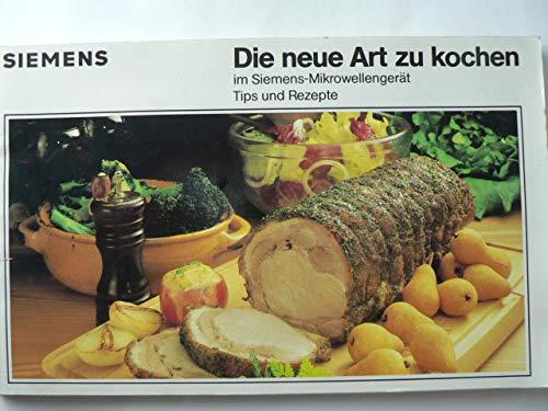 Siemens - Die neue Art zu kochen im Siemens-Mikrowellengerät
