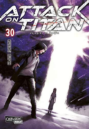Attack on Titan 30: Atemberaubende Fantasy-Action im Kampf gegen grauenhafte Titanen