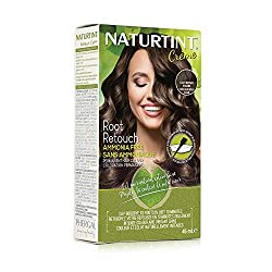 Suitable for Naturtint users who use 4N, 5N, 4g, 5g & 5.7. Free from Ammonia, resorcinol, parabens and SLS 100% grey coverage Effortlessly blends away roots in just 10 minutes Includes a mixing bowl and applicator brush, plus protective Conditioner s...