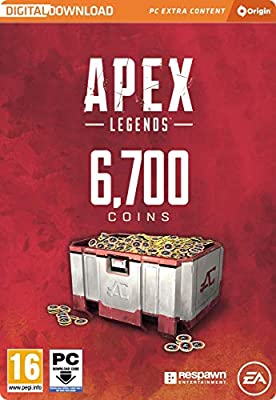 APEX Legends - 6700 COINS | PC Download - Origin Code