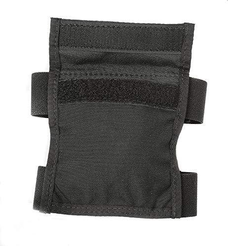 Raine Tactical Gear - Security Ankle Wallet Pouch - Tactical Wallet Pouch - Stealth Wallet - Ankle Wallet Holder - Leg Strap Pocket - Black