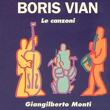 Boris Vian - Le canzoni