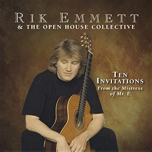 Rik Emmett & The Open House Collective